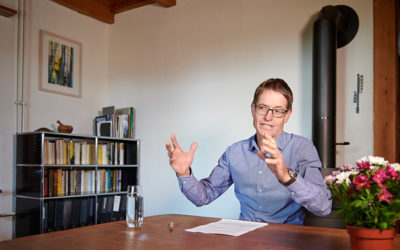 Ueli Kölliker im Interview mit Nourdin Khamsi